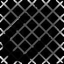 Magnet Symbol Icon