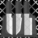 Magnetic Knife Knife Fork Icon