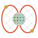Magnetic pole Icon
