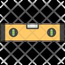 Magnetic Spirit Level Icon