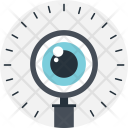 Market Research Magnifier Icon