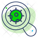 Germs Bacteria Virus Icon