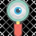 Magnifier Observe Optimization Icon