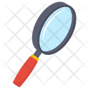 Explorer Magnifier Magnifying Glass Icon