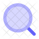 Magnifier Find Magnifying Glass Icon