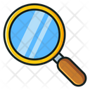 Magnifier Magnifying Glass Loupe Icon