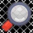 Magnifier Zoom Lense Icon