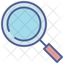 Magnifying Glass Zoom Icon