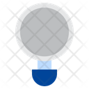 Magnifier Search Find Icon