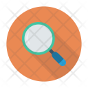 Magnifier Find Search Icon