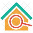 Magnifier Zoom Inspection Icon
