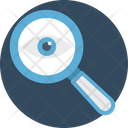 Magnifier Searching Glass Magnifying Glass Icon