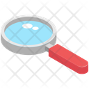 Magnifier Magnifying Glass Research Icon