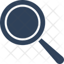 Focus Magnifier Magnifying Glass Icon