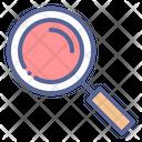 Crime Scene Search Icon