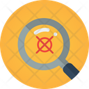 Magnifier Target Search Target Icon