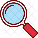 Magnifing Glass Magnifier Search Icon