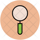 Magnify Search Find Icon