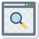 Magnify Magnifyglass Page Icon