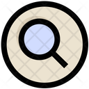 Ui Ux Magnify Glass Icon