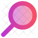 Education Magnify Glass Search Icon