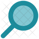 Magnify Glass Search Find Friend Icon