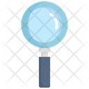 Magnifying Search Glass Icon