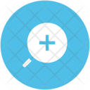 Magnifying Glass First Icon