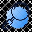 Lense Research Analysis Icon