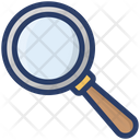 Magnifying Glass Magnifier Spy Glass Icon