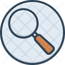 Magnifying Glass Magnifying Glass Icon