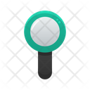 Magnifying Glass School Education Icon