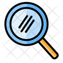 Loupe Magnifier Search Icon