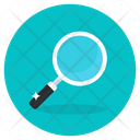 Magnifying Glass Magnifier Lens Icon