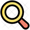 Magnifier Loupe Searching Icon