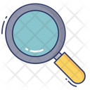Magnifying Glass Search Detective Icon