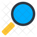 Magnifying Glass Magnifier Loupe Icon