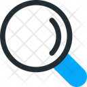 Magnifying Glass Search Seo Icon