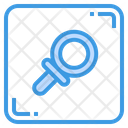 Magnifying Glasssearch Zoom Lope Icon