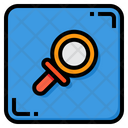 Magnifying Glasssearch Icon
