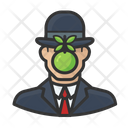 Magritte Apple Boler Icon