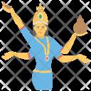 Mahalakshmi Hinduism Celebration Icon