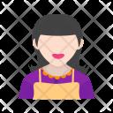 Maid Avatar Profession Icon