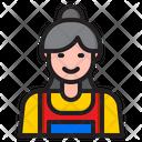 Maid Labor Labour Icon