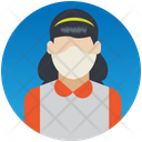 Maid Woman Lady Icon
