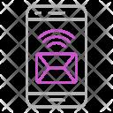 Message Communication Technology Icon