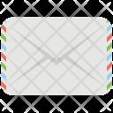 Airmail Retro Mail Icon
