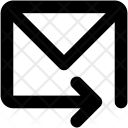 Mail Message Outbox Icon