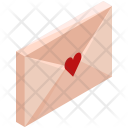 Heart Envelope Mail Icon