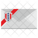 Letter News Flag Icon